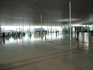 Interieur du musée