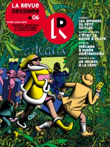 Couv  Revue dessinée