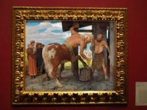 peinture hongroise,