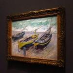 barque, Monet,