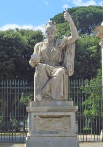 statue de Roma