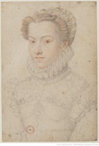 portrait, reine de France