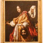Judith tenant la tête tranchée d'Holopherne