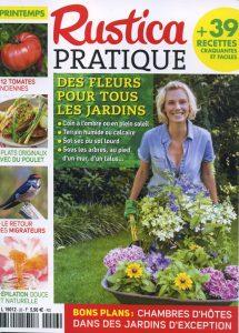 Couverture du magazine de jardinage