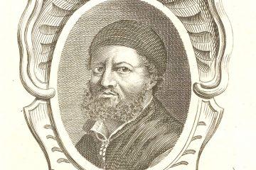 portrait , gravure