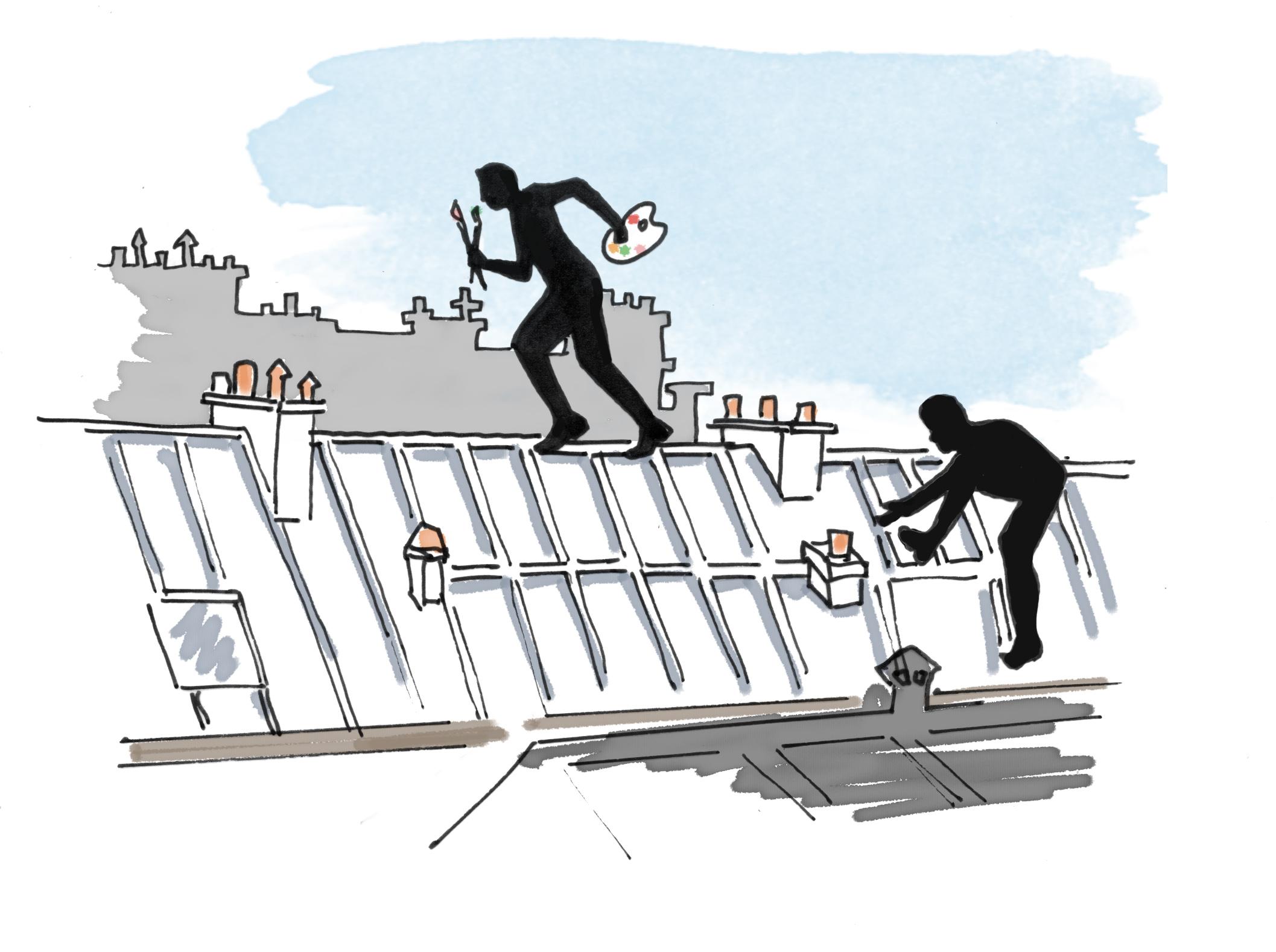 illustration I.Frances