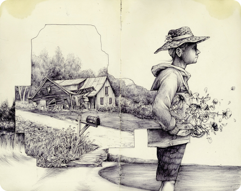 dessin de Pat Perry