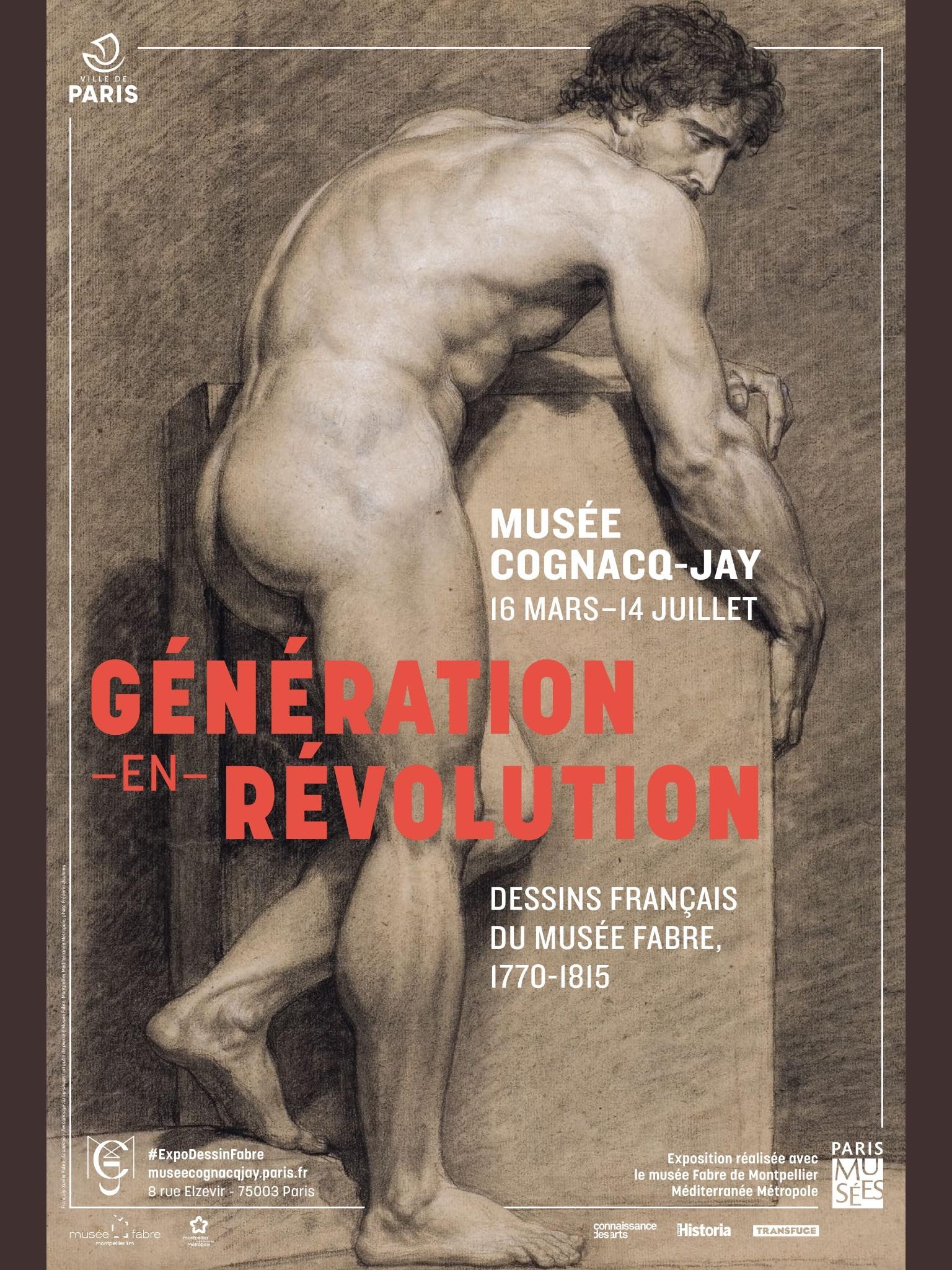 Affiche Génération en Révolution