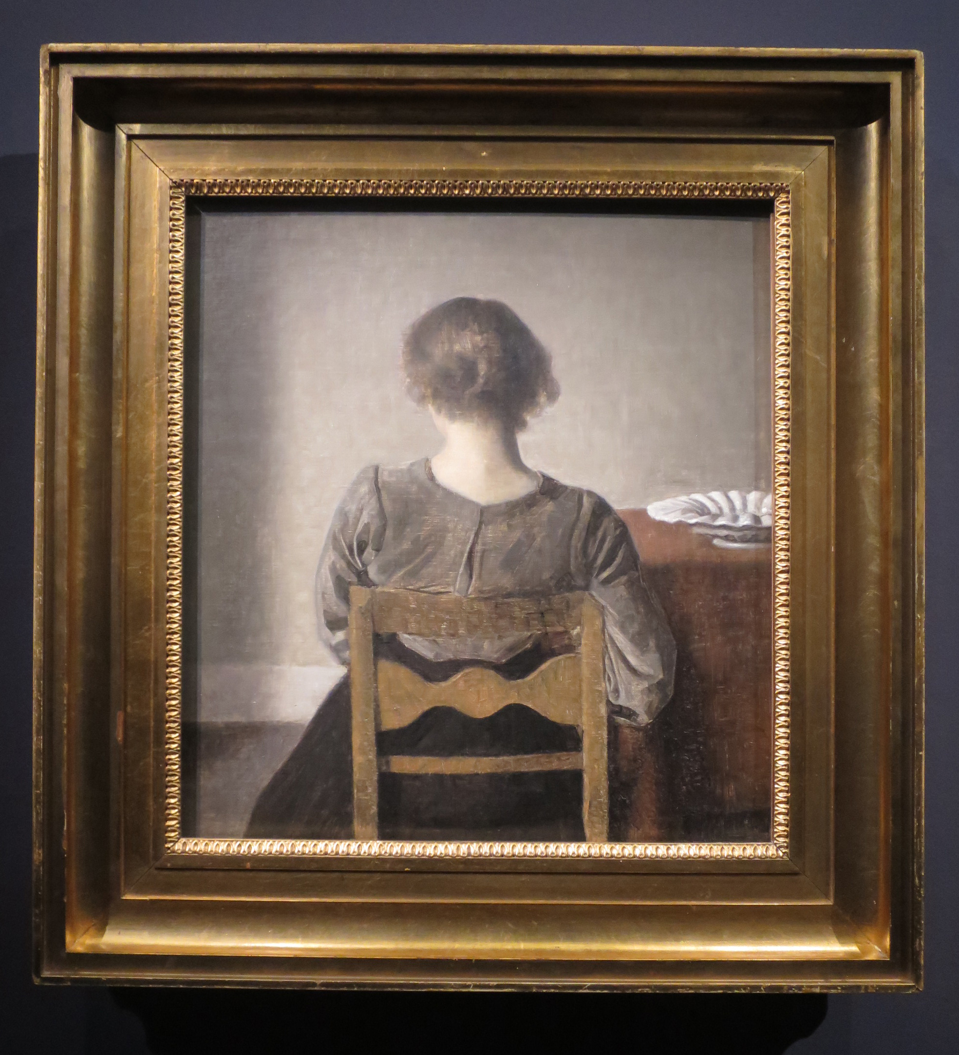 Huile dit aussi Repos 1905© Musée d'Orsay