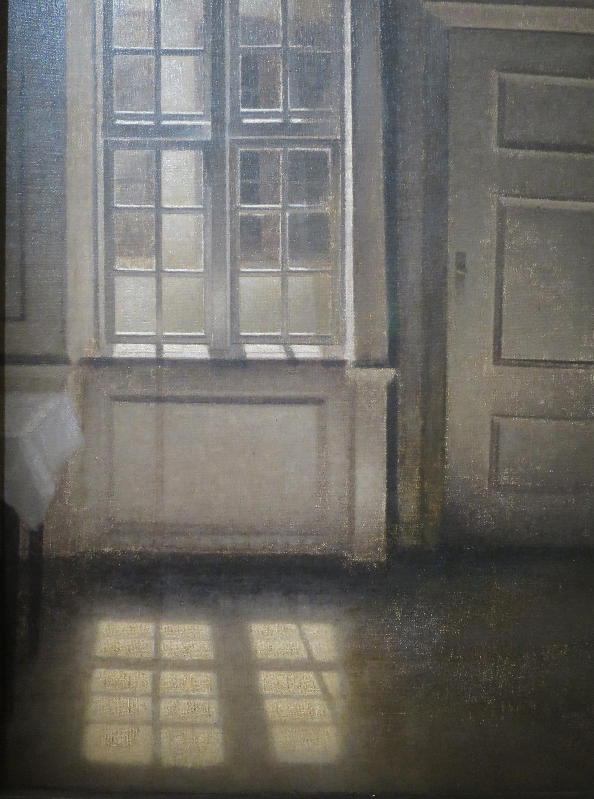Intérieur Rayon De Soleil Sur Le Sol 1906 Dessin Ou Peinture