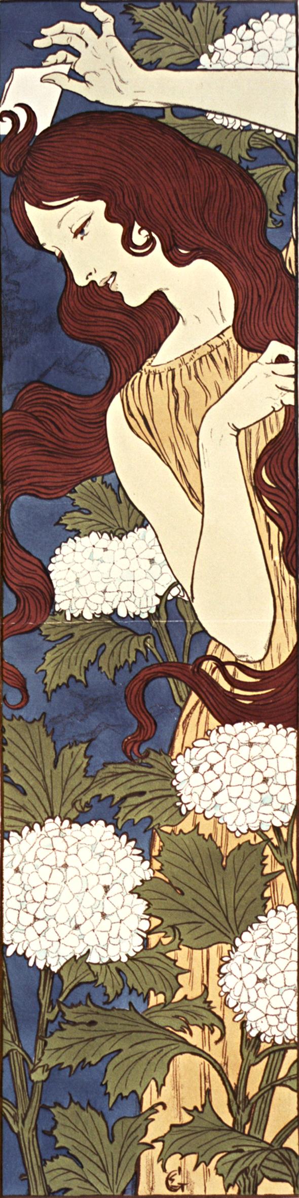 Bonne nouvelle de grasset - Gallica ,lithographie, coul. ; 127,5 x 41 cm