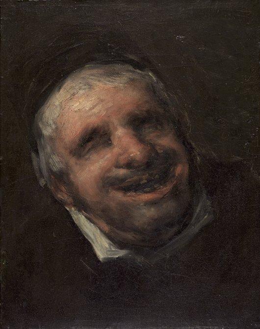 El tío Paquete de Francisco Huile sur toile. 39 x 31 cm © Museo Nacional Thyssen-Bornemisza, Madrid