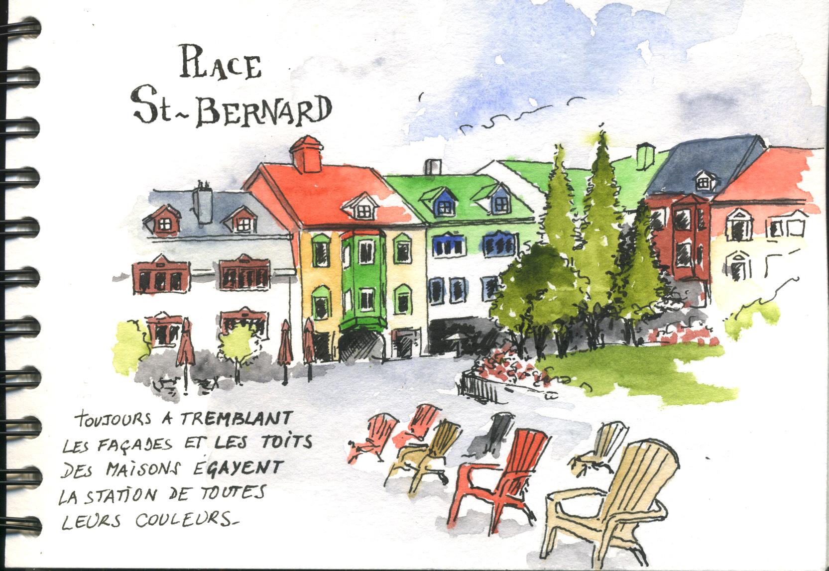Place St Bernard