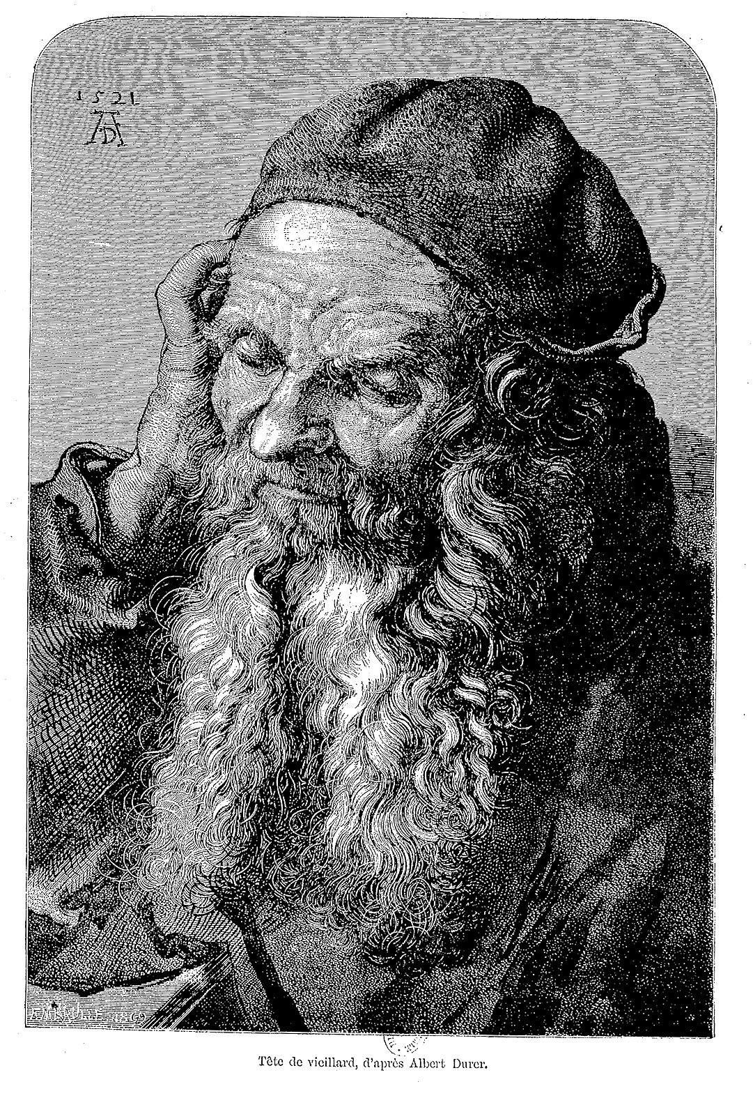 gravure tirée de la revue Le Musée universel