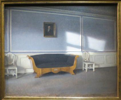 Rayon de soleil dans le salon, III   - 1903