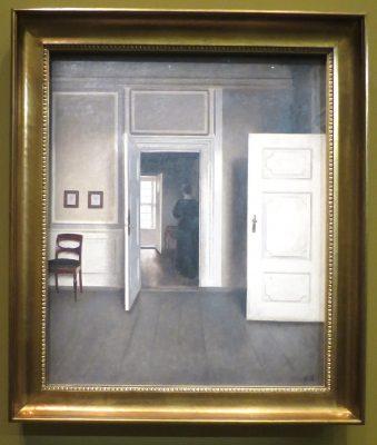 Intérieur, Strandgade 30 - 1901