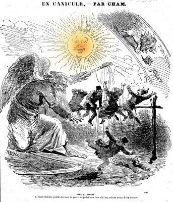 tiré du Le Journal amusant du 23 juillet 1864 - Gallica ark:/12148/bpt6k5501065v