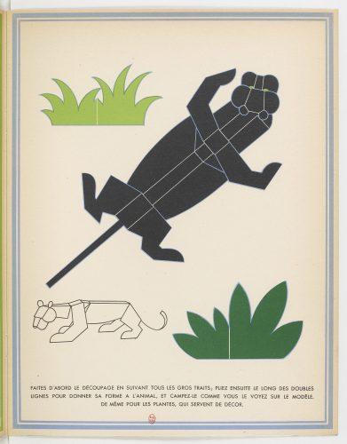 La Jungle chez moi : panthère noire
